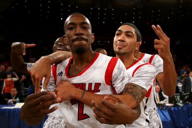 NCAA Bracket 2013: Ranking All 68 Teams