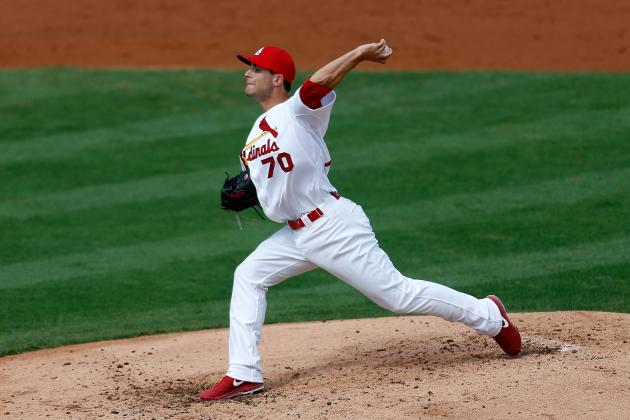 How Does the Cardinals' Rotation Compare to the Reds'?