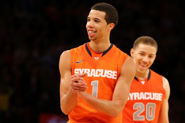 10 College Basketball Teams You Didn't See Coming Until Now