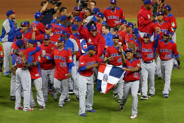 World Baseball Classic 2013 Results: Complete Winners from This Week's Action