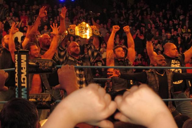 TNA News: Exclusive Photos from Impact Wrestling in Chicago