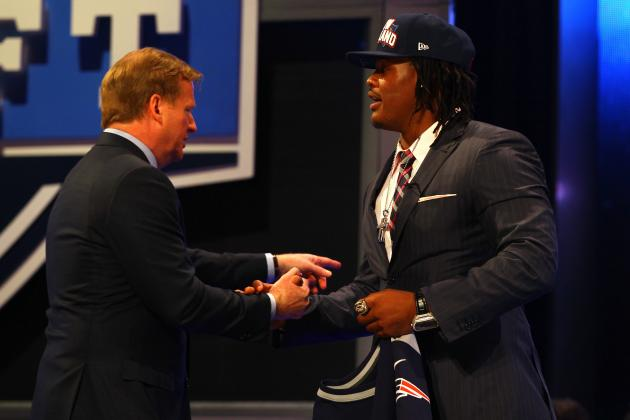 New England Patriots Complete 2013 NFL Mock Draft