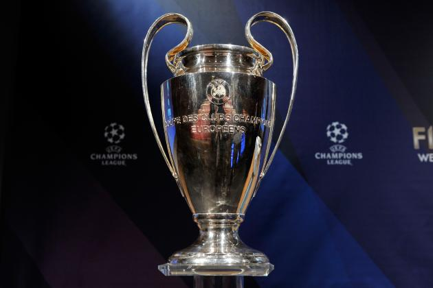 Predicting the Champions League Quarterfinals