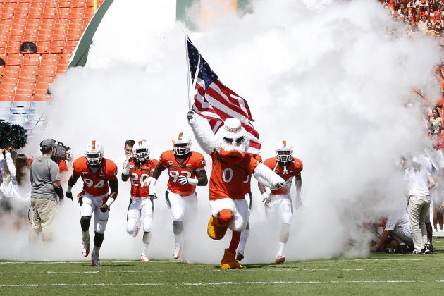 Miami Football: Week 3 Spring Practice Stock Report