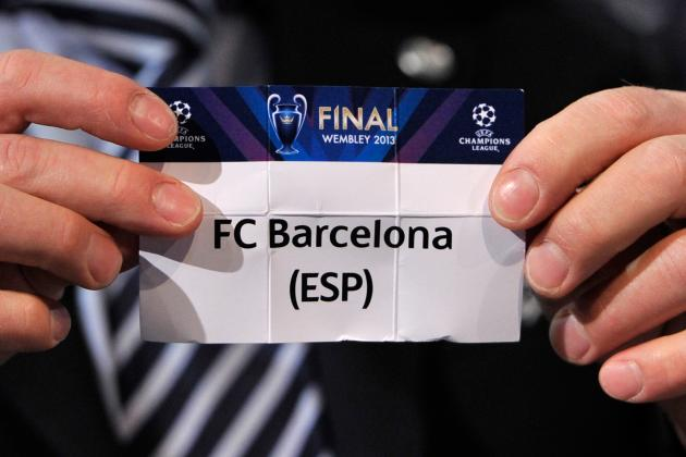 Champions League: Why Barcelona Are Now Favorites