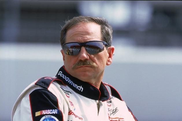 The 5 Most Intimidating Drivers in NASCAR Today