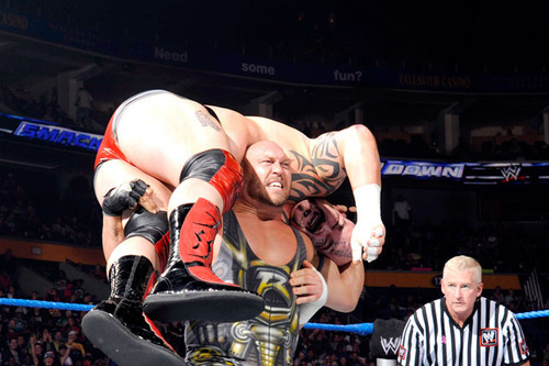 WrestleMania Moments: 8 Potential Finishers for Ryback's Big Moment