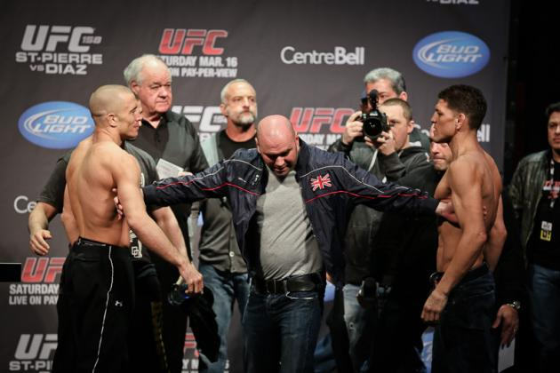 UFC 158 Results: Live Reaction for Every Fight