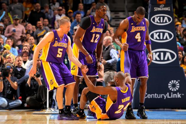 LA Lakers vs. Indiana Pacers: Postgame Grades and Analysis for LA