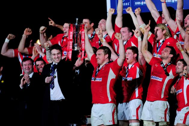 Six Nations 2013: Team of the Tournament