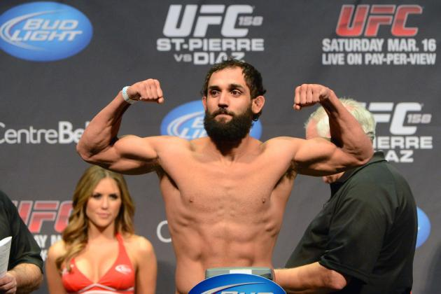 UFC 158 Keys to Victory for Johny Hendricks