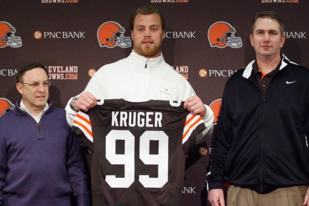 Cleveland Browns 2013 Mock Draft: Predictions After First Week of Free Agency