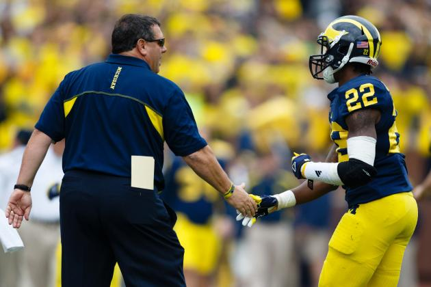 Michigan Football: Why Michigan Could Go with a Young Roster in 2013