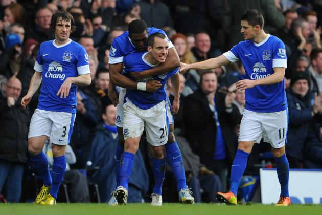Premier League Round-Up: Rooney Extends Man Utd Lead as City Slip Up at Everton