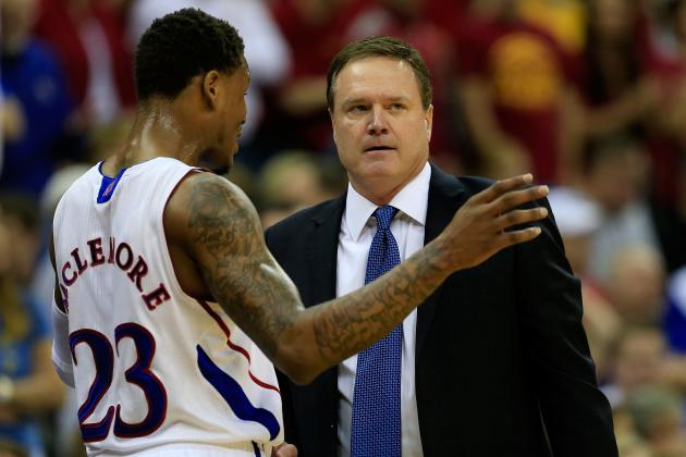 Kansas Jayhawks' Blueprint to Win the 2013 NCAA Tournament