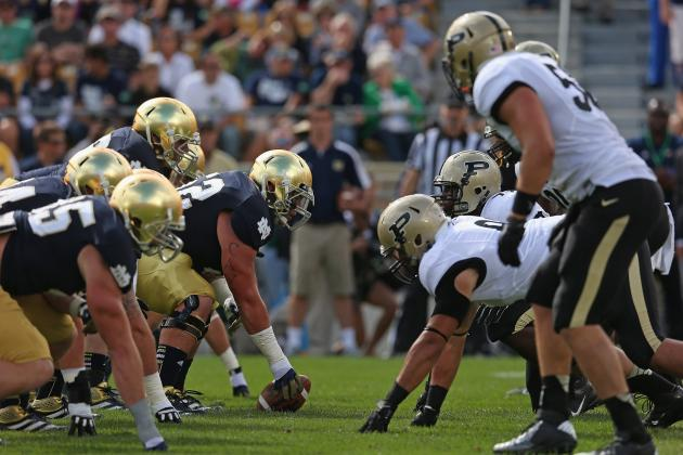 Notre Dame Football Pre-Spring Opponent Preview: Purdue