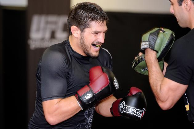 UFC 158 Predictions: 5 Fighters Who May Be Released with a Loss