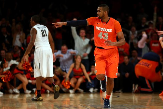 College Basketball Picks: Syracuse Orange vs. Louisville Cardinals