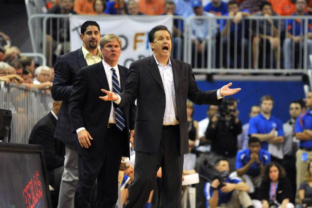 Kentucky Basketball: Who's to Blame for 'Cats Missing 2013 NCAA Tournament?