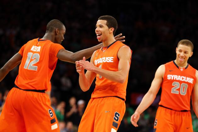 Syracuse Orange Blueprint to Win the 2013 NCAA Tournament