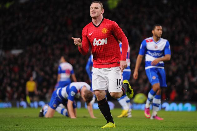 Manchester United vs. Reading: 6 Things We Learned