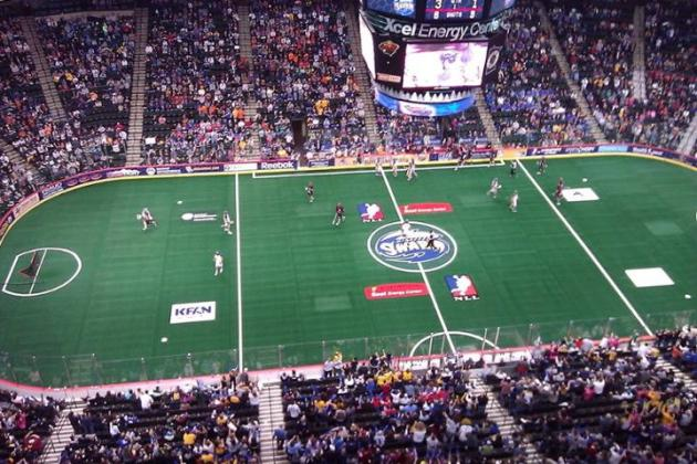 Ranking the National Lacrosse League Stadiums