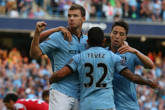 4 Players Who Should Be Sold by Manchester City This Summer