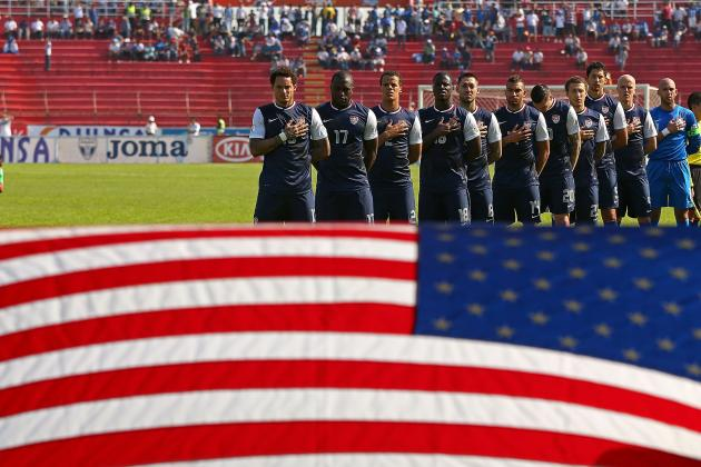 Predicting the USMNT Roster for the Costa Rica and Mexico World Cup Qualifiers