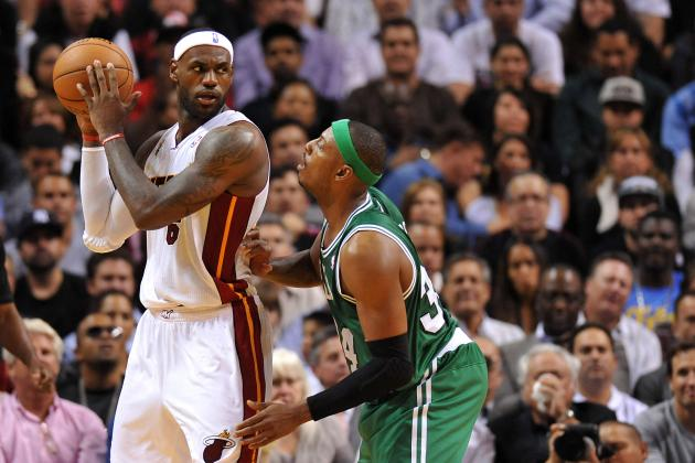 Comparing Miami Heat to Boston Celtics at Every Position: Who Has the Advantage?