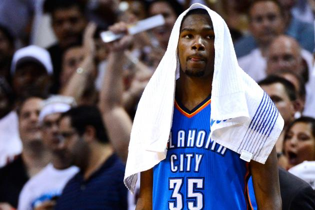 Potential Disasters That Could Ruin Oklahoma City Thunder's Season