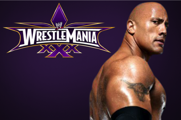WWE WrestleMania XXX: Creating a Card
