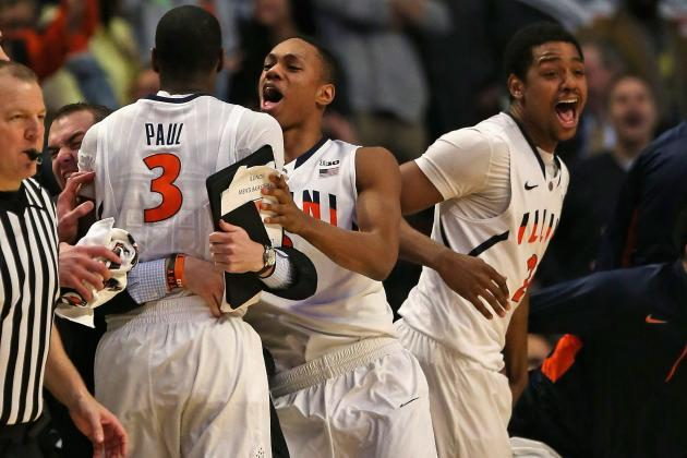 Illinois' Blueprint to Win the 2013 NCAA Tournament