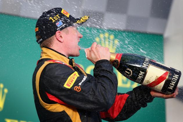Formula 1: Four Standout Performances from the Australian Grand Prix