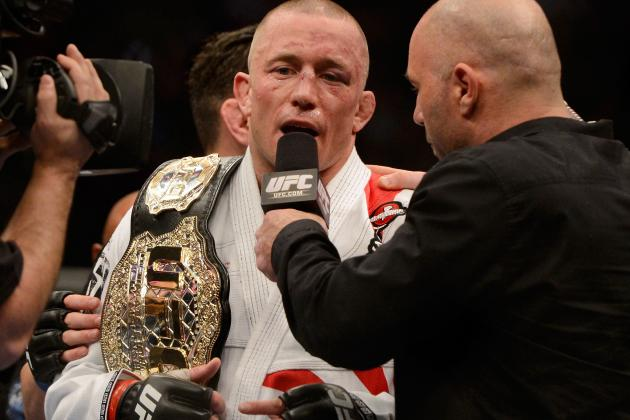 GSP  vs. Diaz: Potential Opponents for GSP's Title Going Forward