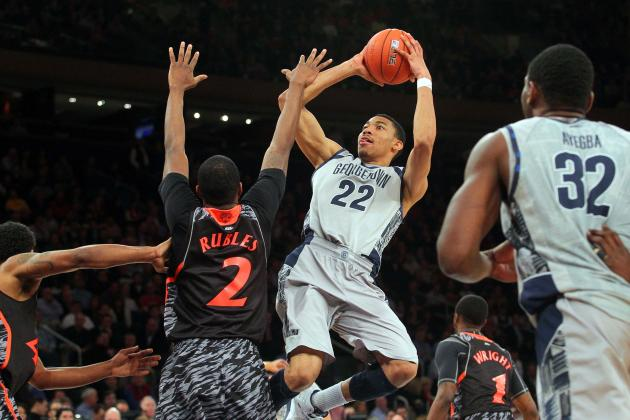 2013 NBA Draft Big Board: Pre-March Madness Edition