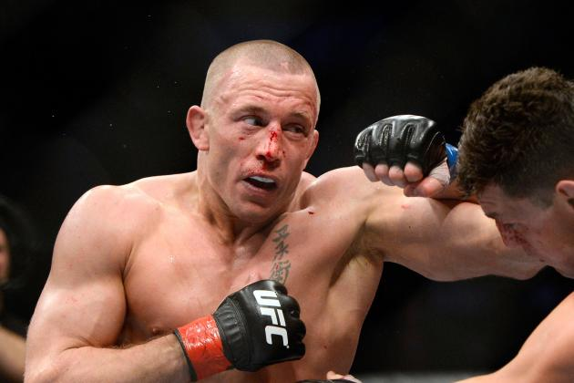 5 Fighters Who Made Statements at UFC 158