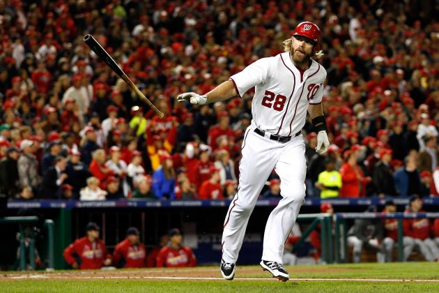 4 Keys to Nationals' Jayson Werth Rediscovering His Homer Bat