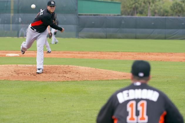 4 Prospects at Spring Training the Miami Marlins Can Build Around