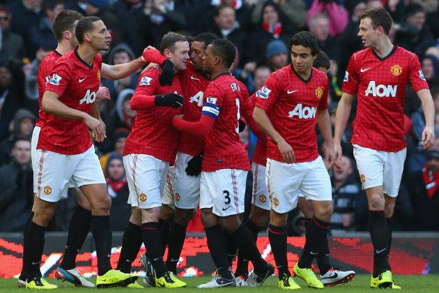 5 Things Manchester United Have to Do to Beat Chelsea in the FA Cup