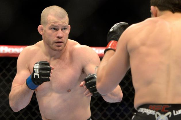 UFC 158: What's Next for Nate Marquardt?