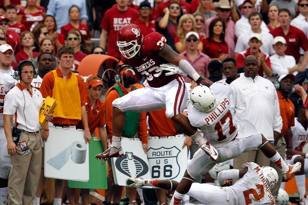 Oklahoma Football: 5 Sooners Who Must See the Field More in 2013