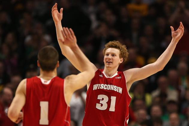 Wisconsin Badgers' Blueprint to Win the 2013 NCAA Tournament