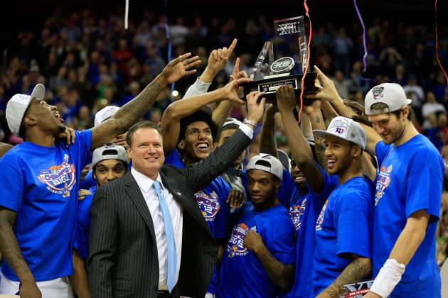 3 Teams That Could Give Kansas Trouble in South Region of NCAA Tournament