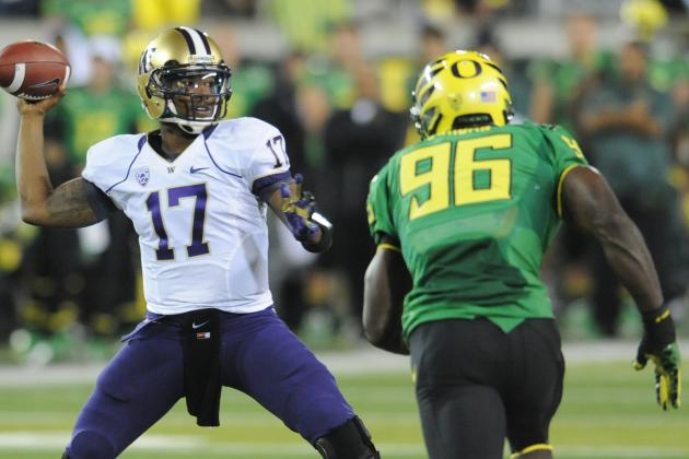 Oakland Raiders: 2013 Mock Draft, 2nd Edition