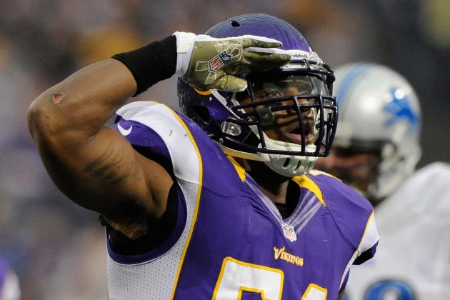 Vikings 2013 Mock Draft: 7-Round Predictions After First Week of Free Agency