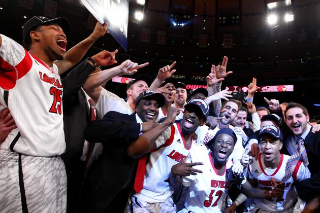 NCAA Tournament 2013: Ranking the Toughest Regions