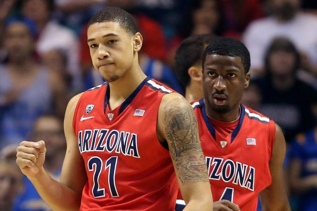 Arizona Wildcats' Blueprint to Win the 2013 NCAA Tournament