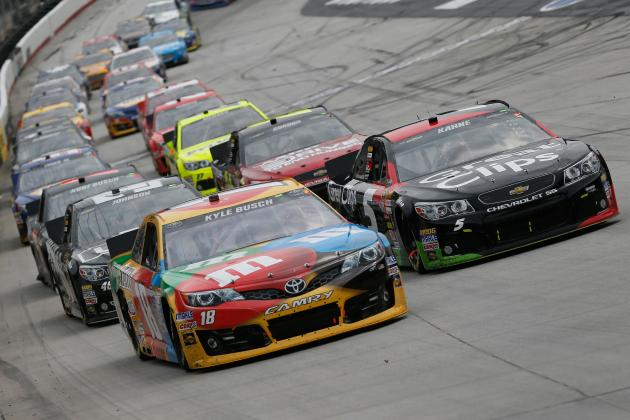 Winners and Losers from NASCAR Sprint Cup Series at Bristol