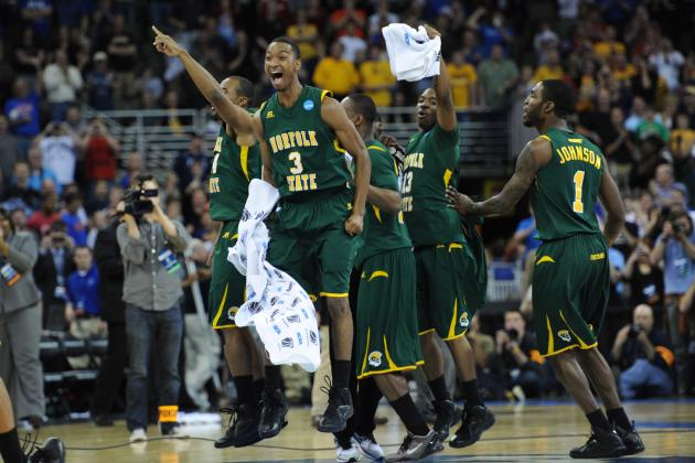 NCAA Bracket 2013 Predictions: Upset Picks for Round of 64