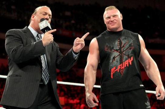 WrestleMania 29: 5 Possible Match Stipulations for Triple H vs. Brock Lesnar
